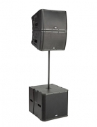 mini line-array attivo 3000w